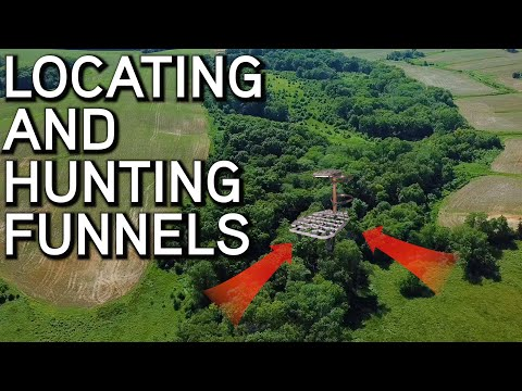 Locating And Hunting Funnels | Understanding Habitat And Terrain Funnels