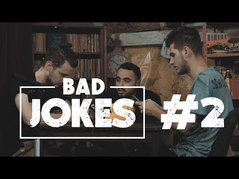 BAD JOKES 2 #NoapteaTârziu | Cuza VS Quick