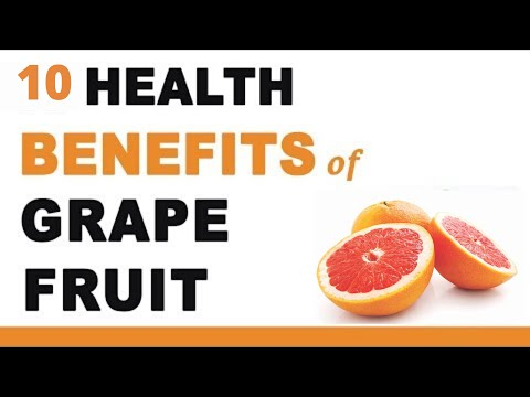 The Numerous Health Advantages of Eating Grapefruit