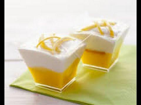 Como se hace el sorbete de limon con cava