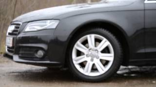 Audi A4 B8 Видеообзор(the illusion of freedom)