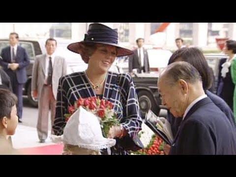 Staatsbezoek Japan (1991)