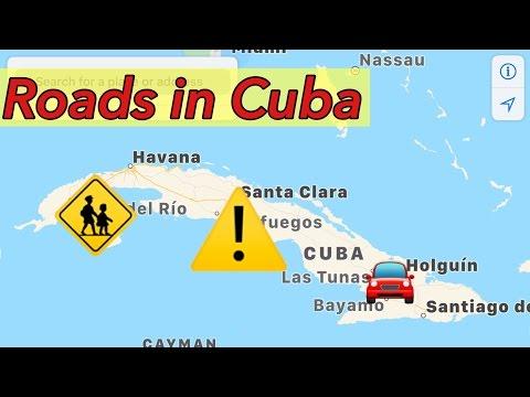 Adventure! Roads of Cuba. Carreteras en Cuba
