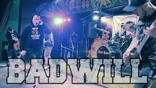 Badwill - Intro / Nobody Can Stop Me | Live in Moscow 2015/05/10
