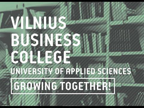 Vilnius Business College (ვილნიუს ბიზნეს კოლეჯი)