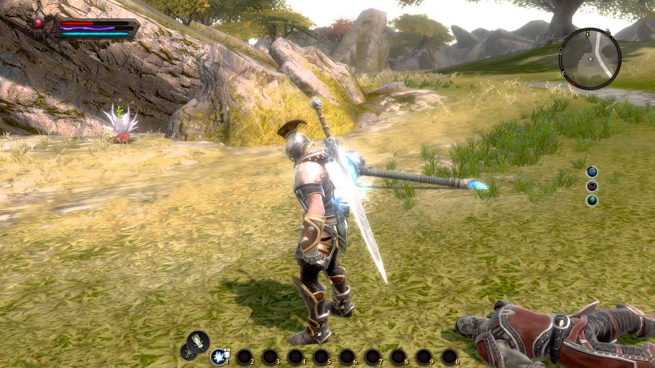 kingdoms of amalur reckoning gameplay part 15 1080p60. video games ef0e8e078a7cd