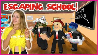 Download ESCAPING THE EVIL SCHOOL!!! Mp3 and Videos