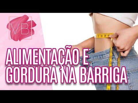 Gordura na Barriga: Alimentos que evitam (25/04/16) - Você Bonita