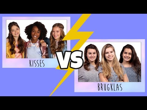 KISSES VS. BRUGKLAS: FINISH THE LYRICS | JUNIOR SONGFESTIVAL