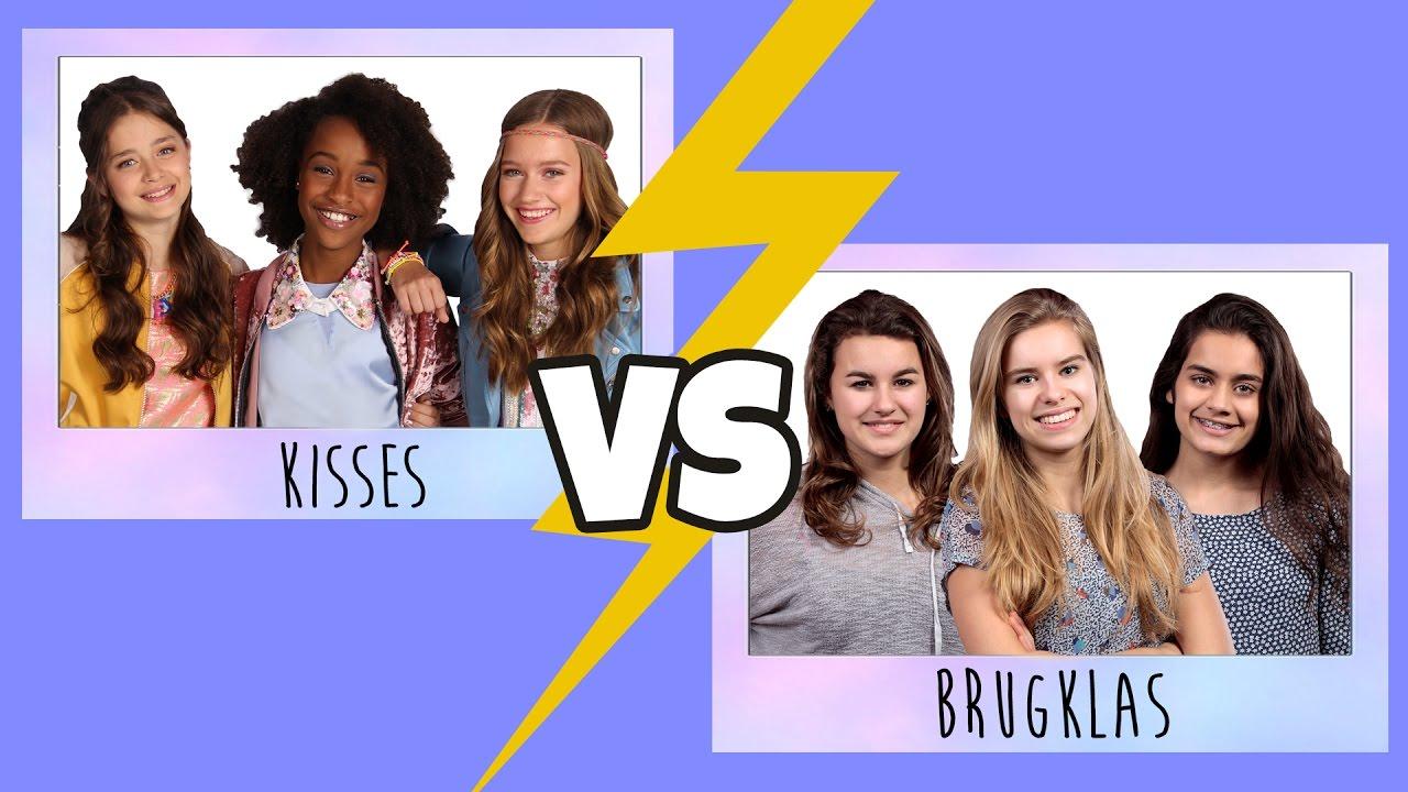kisses vs brugklas finish the lyrics junior