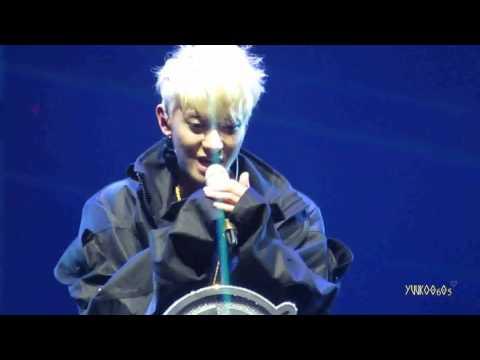 [fancam] 160501 ZTAO The Road concert in Nanjing - One Heart