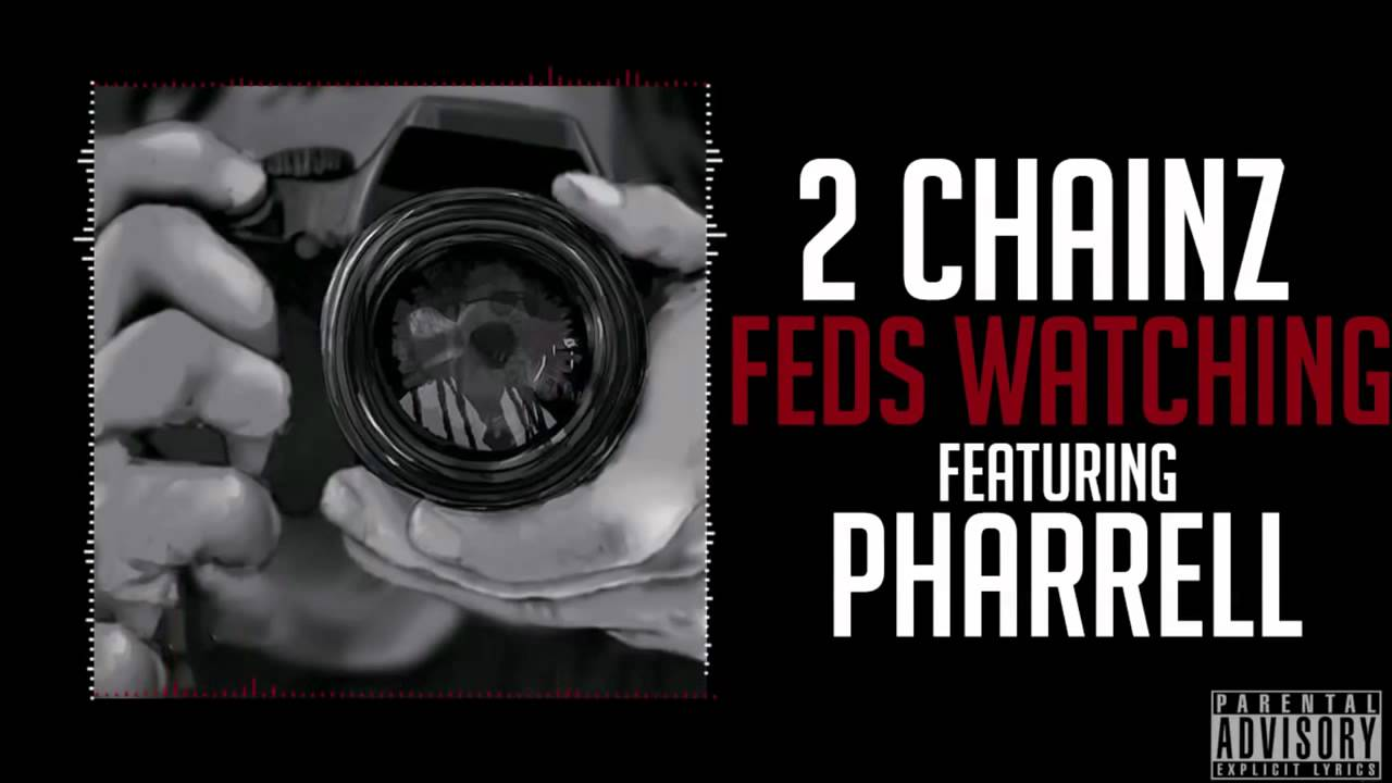 Download 2 Chainz   Feds Watching Feat  Pharrell