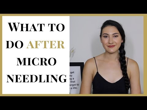 Microneedling After Care - How To Care for Your Skin Post