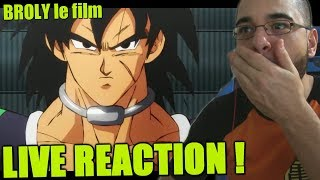 (LIVE REACTION) ça va devenir le meilleur film DBS !!