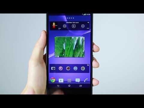 "Sony Xperia T2 Ultra -- 6"" HD display, quad-core, LTE smartphone"