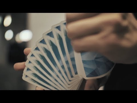 Art of Cardistry - Kevin Yu ft. Garry A