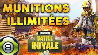 Les munitions illimitées 💥 - Meilleur Match - Ep.25 - Fortnite Battle Royale FR