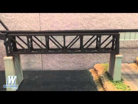 Walthers Update 35 – Walthers Cornerstone® Engineered Bridge System