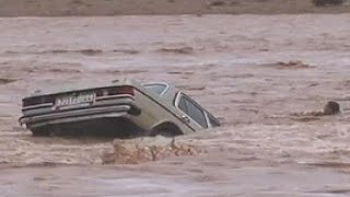 Наводнение на юге Марокко: десятки погибших
