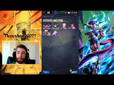 DB Legends - How To Land An Attack With PUR Element Character Dragon Ball Legends