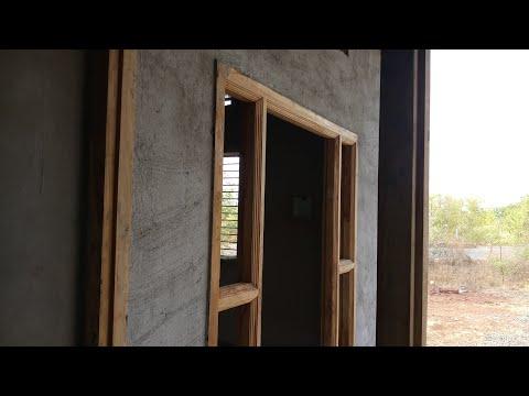 Main Door Size Window Size Lintel Size Bedroom