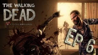 The Walking Dead - Starved for Help: Let's Play Commentato - Parte 6: Oh Mio Dio!!