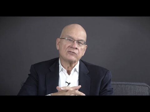 "#Wisdom Wednesday with Dr. Tim Keller ""What is some advice for those entering the ministry?"""