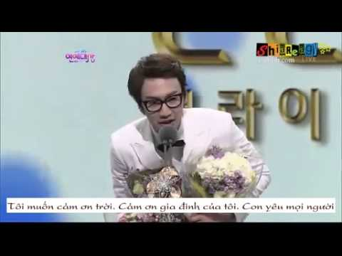 [Vietsub] Lee Kwang Soo - SBS Entertainment Award 2011