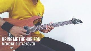 Medicine - Bring Me The Horizon -  Guitar Cover