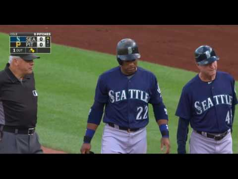 July 27, 2016-Seattle Mariners vs. Pittsburgh Pirates