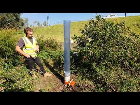 Filterra High Flow Bioretention System - Flow Test