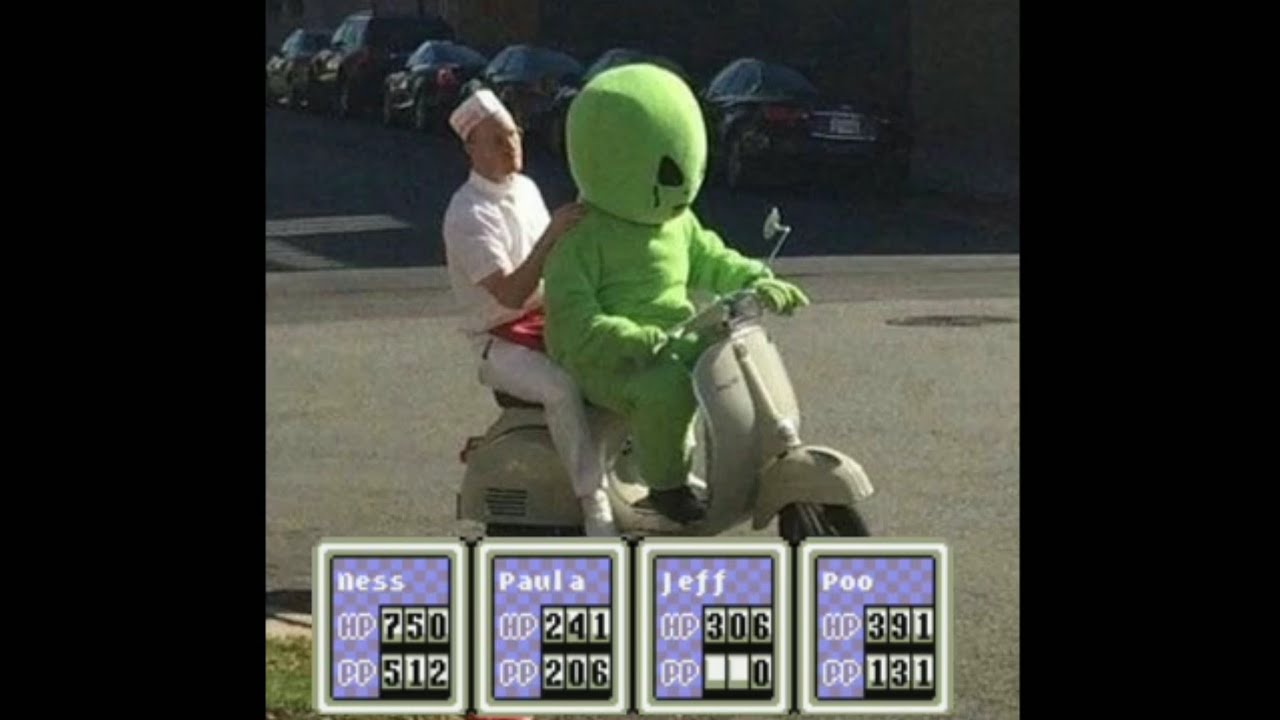 Cursed Images But With Earthbound Music New Youtube