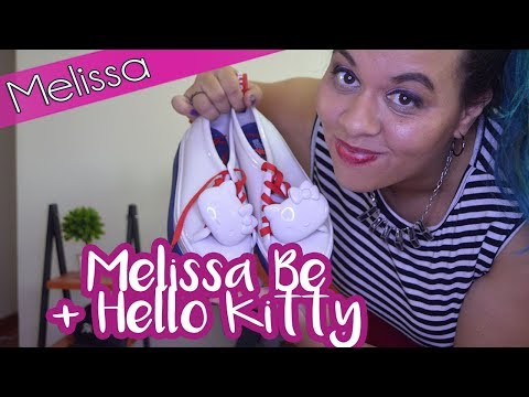Resenha Melissa Be + Hello Kitty  - Melissa Family | Dani Polis