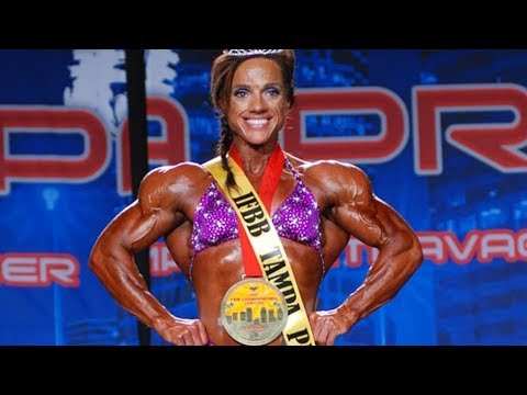 Sheila Bleck Interview : The TRUTH About Women's Bodybuilding