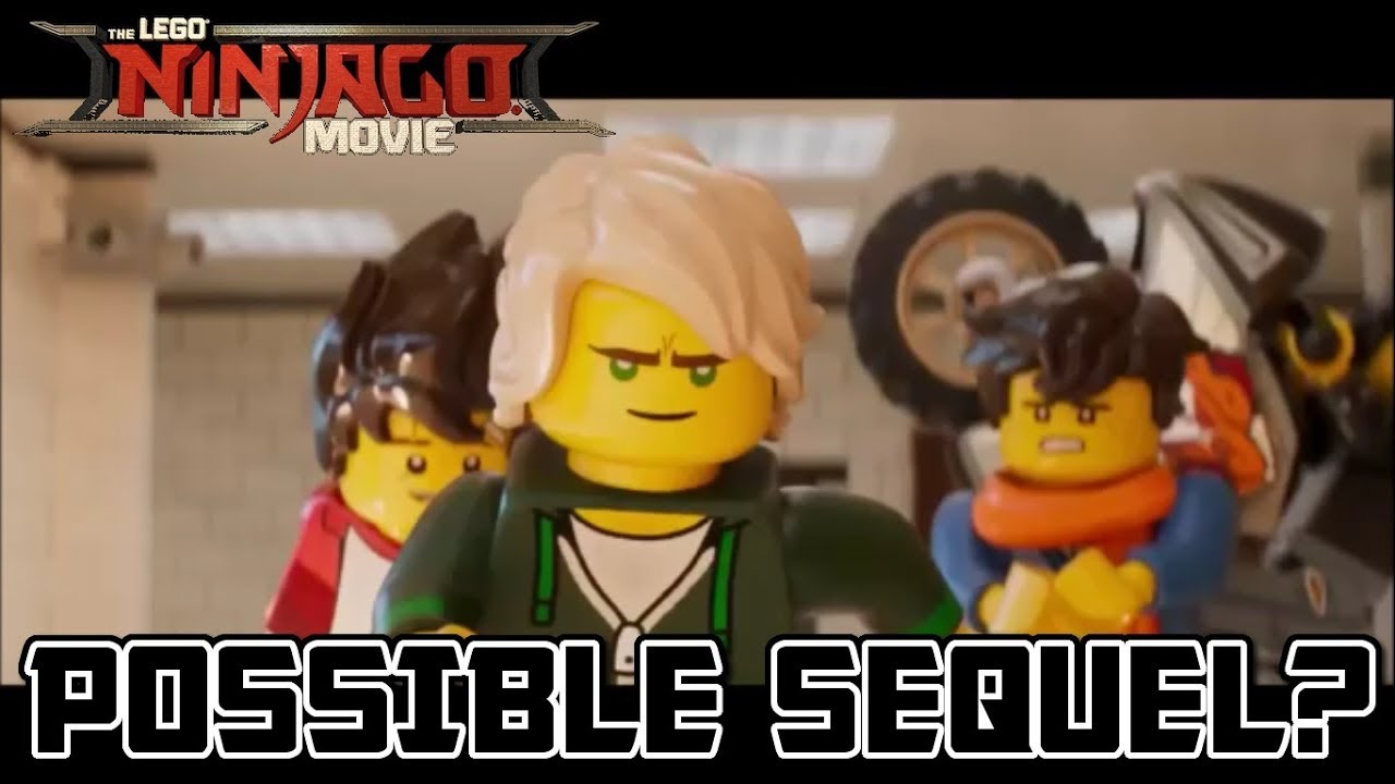 The LEGO Ninjago Movie SEQUEL? Is It Possible? – The LEGO Ninjago Movie (2017)
