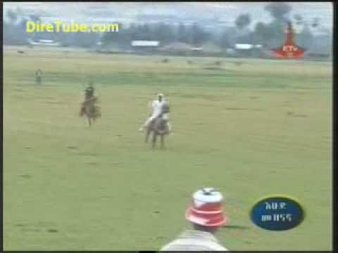 Horse riding adventure in Ethiopia - Little Accident