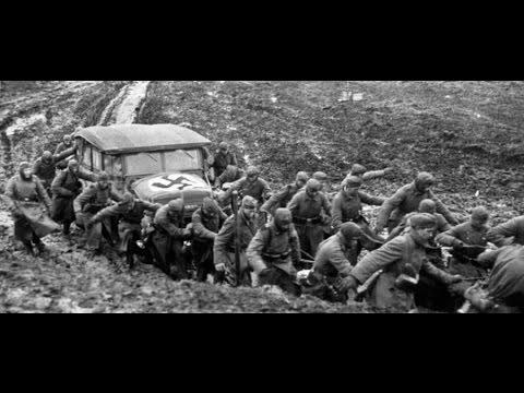 Rare immagini della disfatta tedesca in Russia (1941)