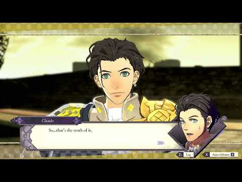Spoilers Rhea Explains Relics And King Of Liberation Claude