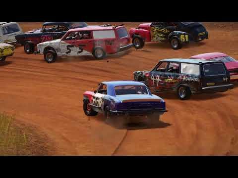 Wreckfest_20190901181820 Bloomfield Speedway Super Stock Feature 09.01.2019
