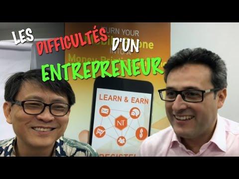 ITW Richard TAN : les difficultés d'un entrepreneur dans le monde du business #SuccessRessources