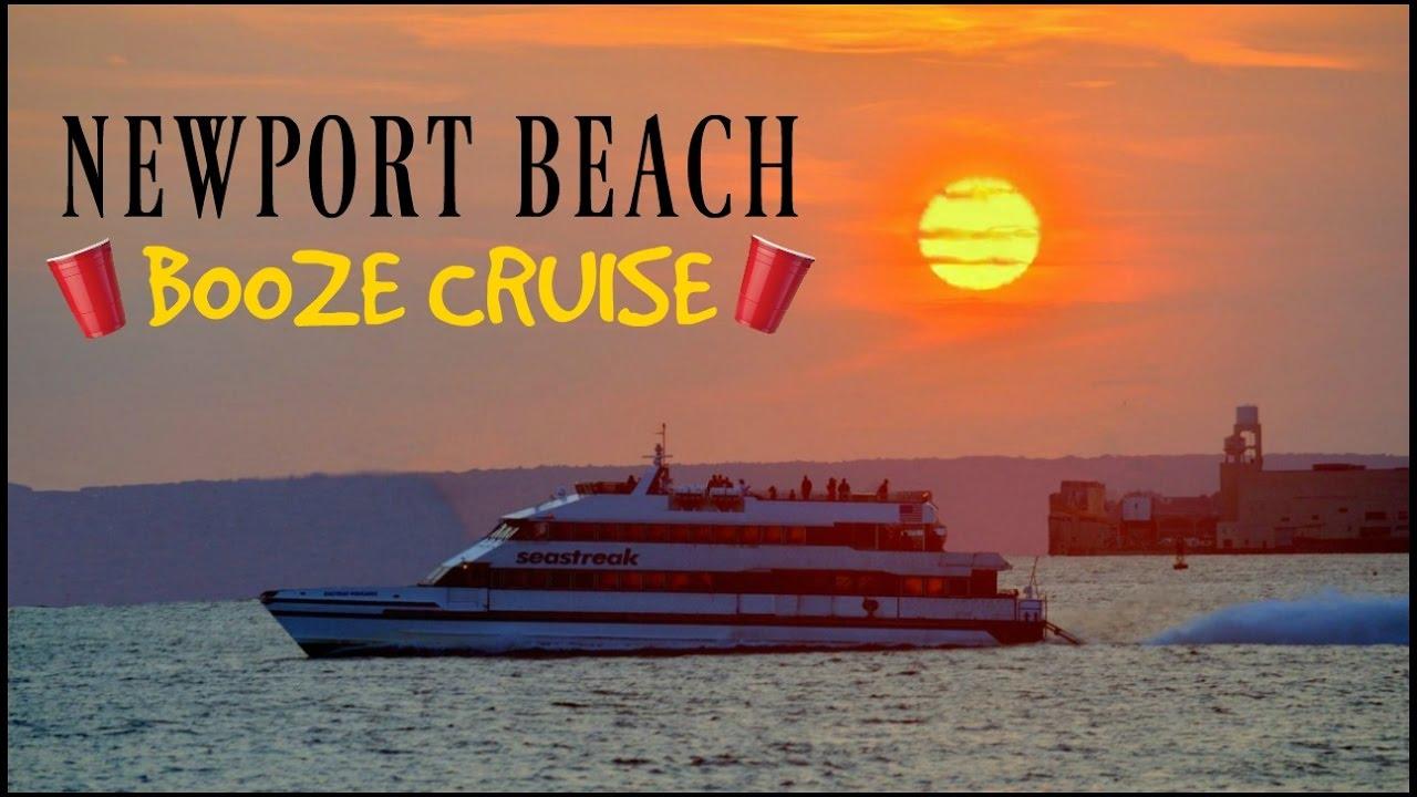 Newport Beach Booze Cruise You