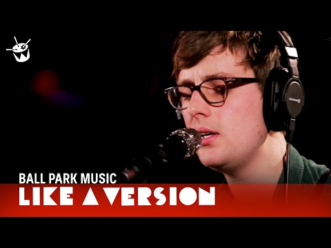 Ball Park Music - 'Exactly How You Are' (live on triple j)