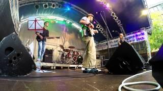 LünscheMess2015! Eddie Cochran - Summertime Blues Cover   LuckyBoyz and friends Live   HD