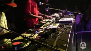 X-ecutioners Live @ Mixx nightclub part 5 of 6