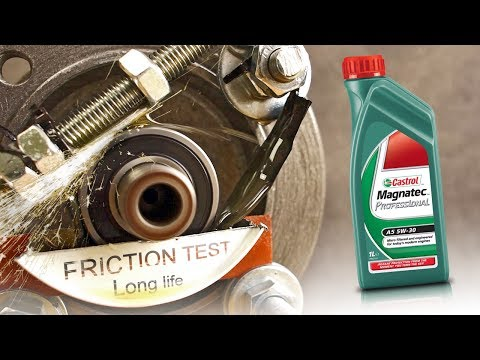 Castrol Magnatec Professional A5 5W30 How well the engine oil protect the engine?