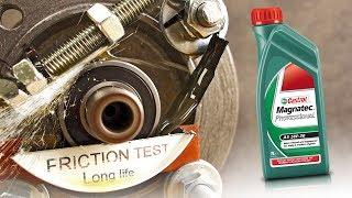 Castrol Magnatec Professional A5 5W30 Jak skutecznie olej chroni silnik?