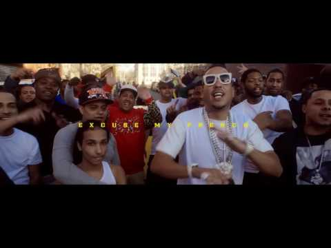 French Montana Featuring Travis Scott & Lil Durk - 5 Mo (Unofficial Music Video)