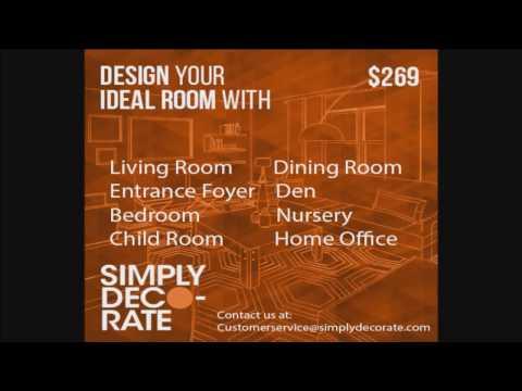Trump Palace Apartment | Contemporary Online Interior Design Service | Simply Decorate
