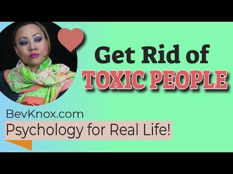 Getting Rid of Toxic Friendships & Establishing New Positive Friendships