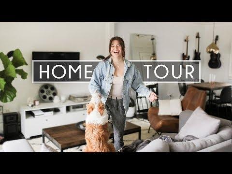 PINTEREST GOALS COMPLETE HOUSE TOUR